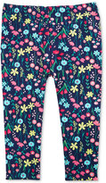 First Impressions Botanical-Print Leggings, Baby Girls (0-24 months), Only at Macy's