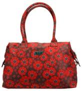 Hadaki Women's Nylon Satchel Handbag