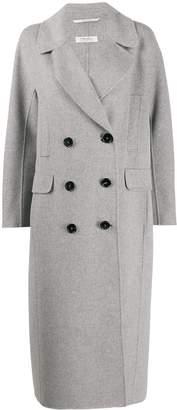 Max Mara Long Double-Breasted Coat