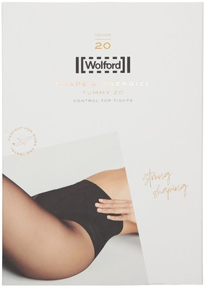 Wolford Tummy 20 Control Top Stockings