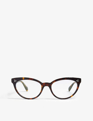 Oliver Peoples Arella cat-eye optical glasses