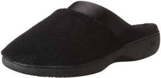 Isotoner womens Microterry PillowStep Clogs