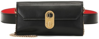 Christian Louboutin Elisa leather belt bag