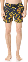 Vilebrequin Moorise Superflex Gold Palms Trunks