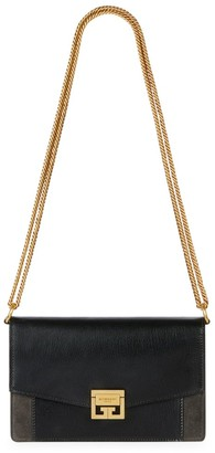 Givenchy GV3 Leather Wallet-On-Chain