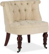 Dixen Tufted Chair, Quick Ship