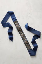 Anthropologie Claudia Sparkle Belt