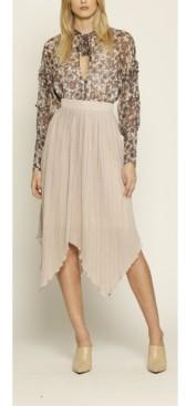 Walter Baker Women's Deonna Midi Skirt