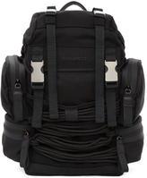 DSQUARED2 Black Akira Backpack