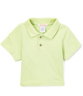 Green Polo - Infant
