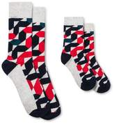 Pair of Thieves Men's Pair of Thieves Kid/Dad Crew Socks