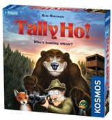 Thames & Kosmos Tally Ho Two Player Hunting Themed Board Game
