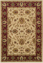 """Dalyn Closeout! St. Charles WB524 Ivory 5'1"""" x 7'5"""" Area Rug"""