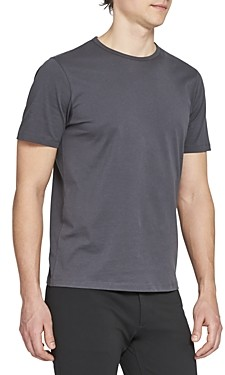 Theory Luxe Cotton Jersey Precise Tee