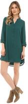 BB Dakota Hardy Soft Wover Dobby Dress