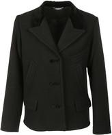 Dolce & Gabbana Wool Pea Coat
