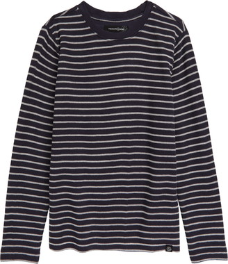 Treasure & Bond Kids' Stripe Long Sleeve T-Shirt