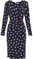 Gina Bacconi Pearla Jersey Wrap Dress