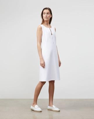Lafayette 148 New York Audren Dress In Fundamental Bi-Stretch