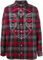 Haculla checked cotton shirt