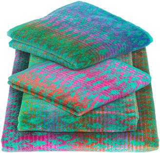 Elaiva Ocean Magic Four Piece Bath Towel Set