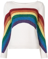 Marc Jacobs Rainbow Knitted Top