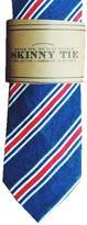 Patriotic Stripe Skinny Tie