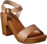 Kenneth Cole Reaction Log Set Leather Sandal