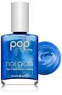 Pop Beauty Nail Glam - Denim Metal