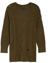 Lucky Brand Plus Size Women's Portland Pullover