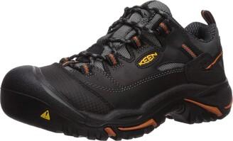 Keen Men's Braddock Low Steel-Toed Boot