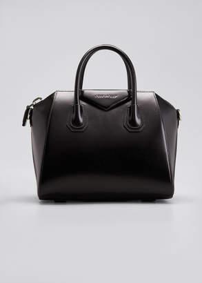Givenchy Antigona Small Box Calf Leather Satchel Bag