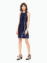 Kate Spade Allover paillette dress
