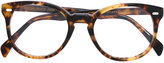 Cutler & Gross tortoiseshell glasses