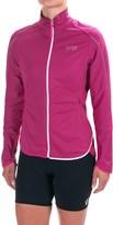 Gore Bike Wear Countdown Windstopper® Soft Shell Light Jacket (For Women)
