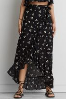 American Eagle Outfitters AE Ruffle Maxi Skirt