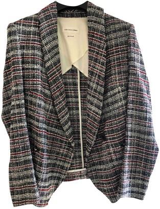 Etoile Isabel Marant Multicolour Tweed Jackets