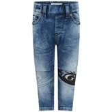 Baby Boys Denim Stretch Jeans