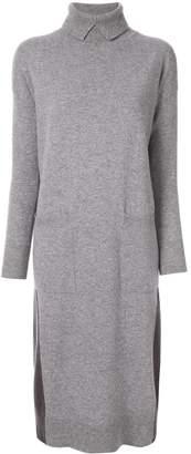 Lorena Antoniazzi rollneck knit dress
