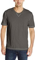 True Grit Men's Heritage Slub Short-Sleeve Crew T-Shirt