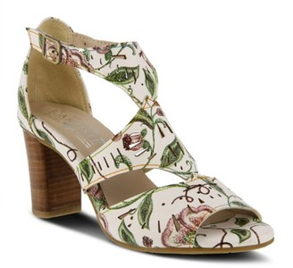 L'artiste By Spring Step Rosies Sandal