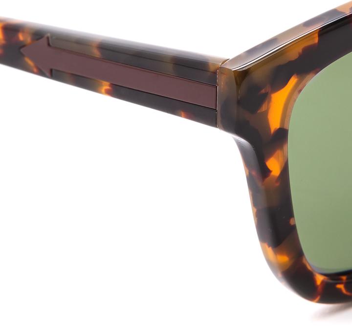 Karen Walker Special Fit Deep Freeze Sunglasses