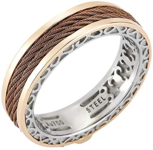 Alor Women's 18K Gold & Stainless Steel Ring