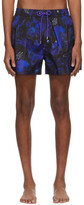 Paul Smith Beetle Botanical Swim Shorts