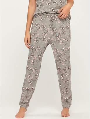 M&Co Floral print lounge trousers