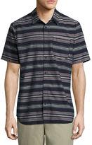 Vans Button-Front Shirt