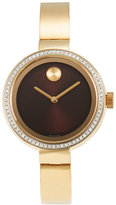 Movado 3600282 Gold-Tone Bold Watch
