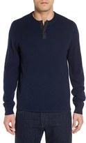 Nordstrom Men's Cashmere Henley Sweater