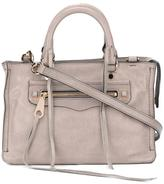 Rebecca Minkoff micro Regan satchel - women - Leather - One Size