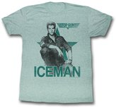 Top Gun Mens Iceman T-Shirt